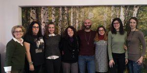 Fotografia de la reunion en Rumania